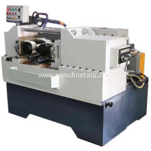 feeding thread rolling machine knurling spline machine